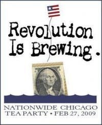 Nationwide Chicago Tea Party